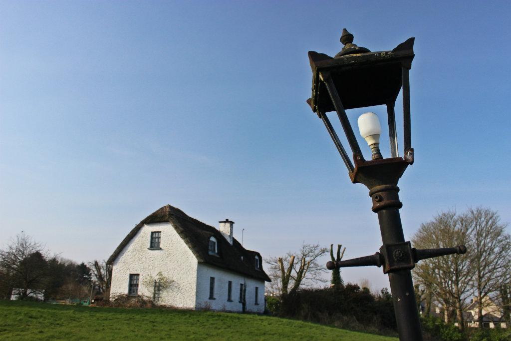Cottage Kinvara Ierland Dublin
