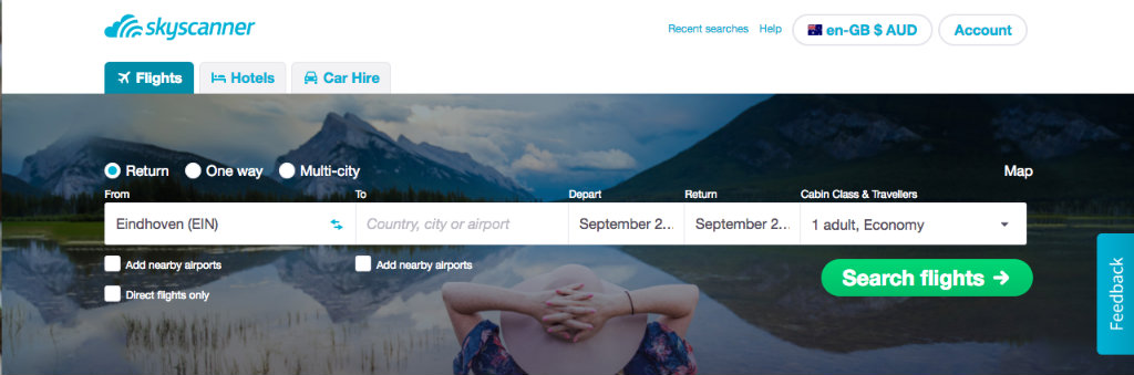 Skyscanner | Fly Cheap