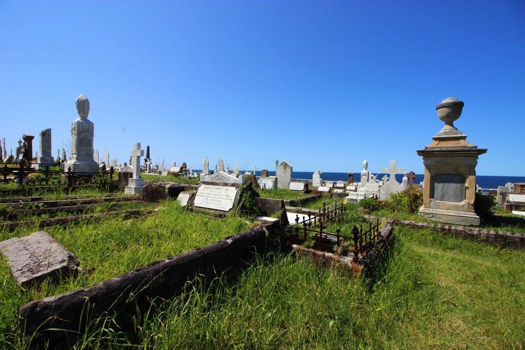 Waverley Cemetery Bondi to Coogee