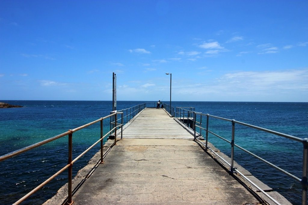 Second Valley, Second Valley Jetty, Travel Hotspot, South Australia, Ocean
