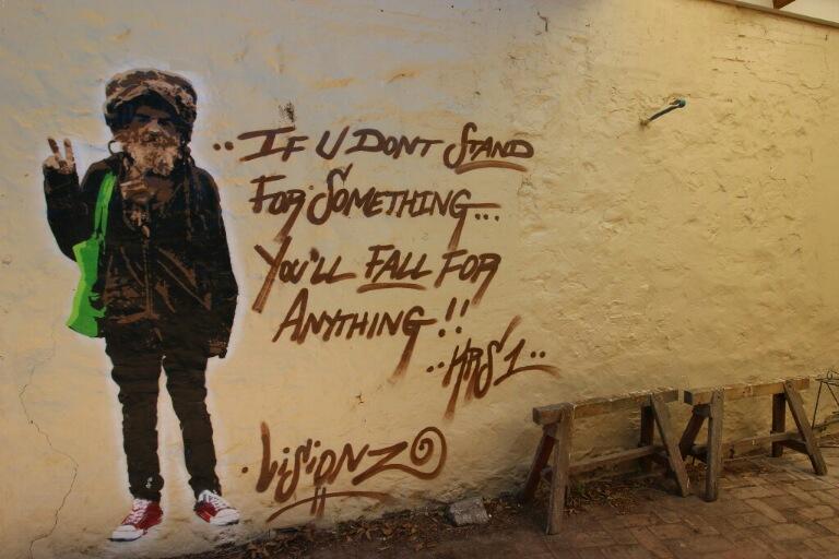 Travel Diary, Barossa Valley, Street art, work, werk