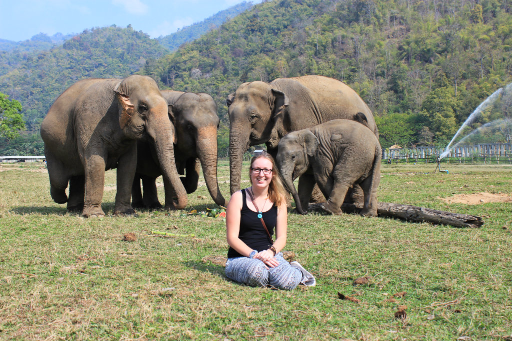 Itinerary for Thailand | Northern Thailand | Elephant Nature Park Chiang Mai