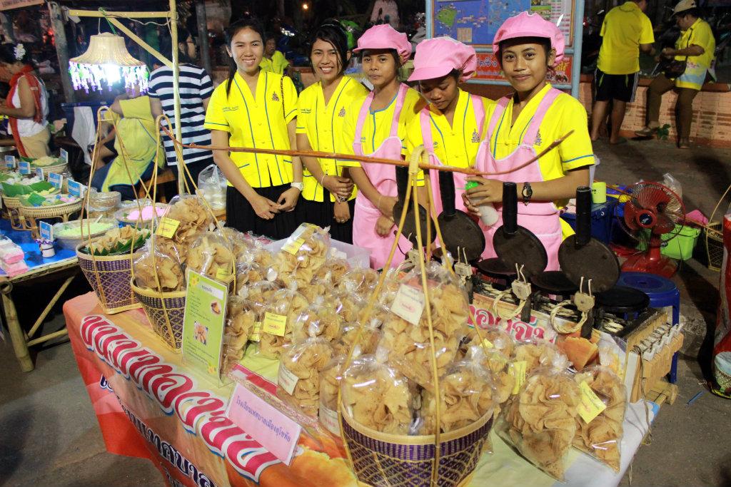 Itinerary for Thailand | Sukhothai | Night market