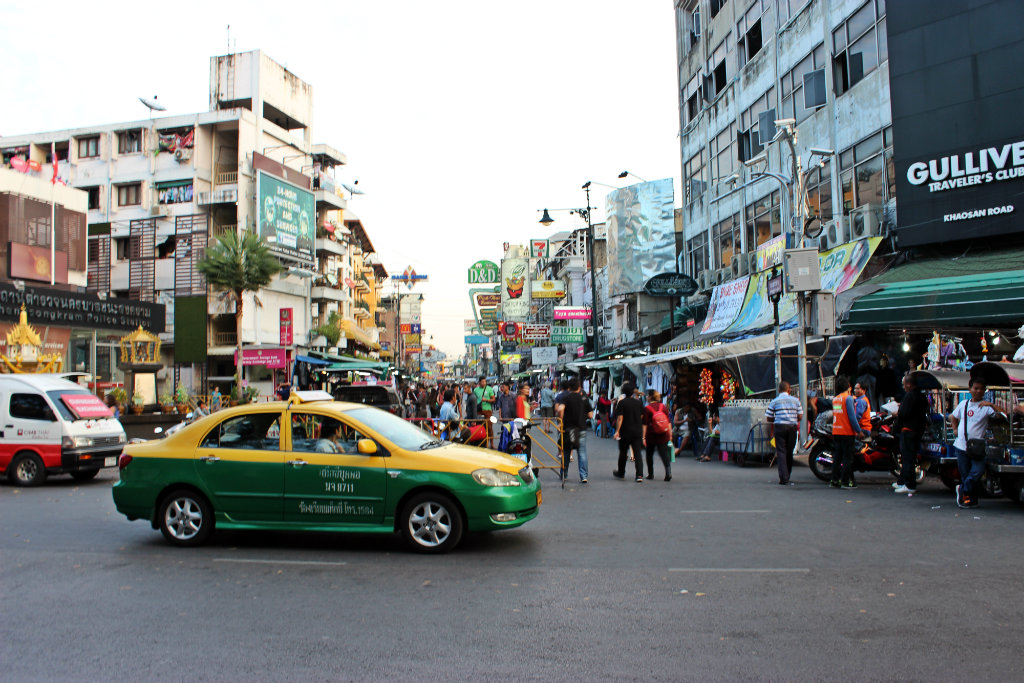 Itinerary for Thailand | Bangkok | Khao San Road