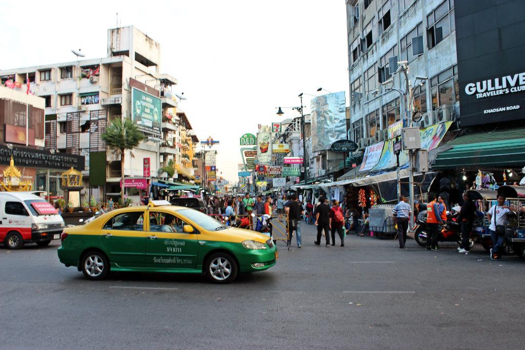 Itinerary for Thailand | Bangkok | Khao San Road