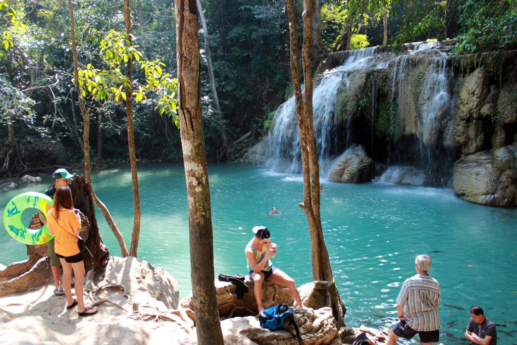 Itinerary for Thailand | Erawan | Kanchanaburi
