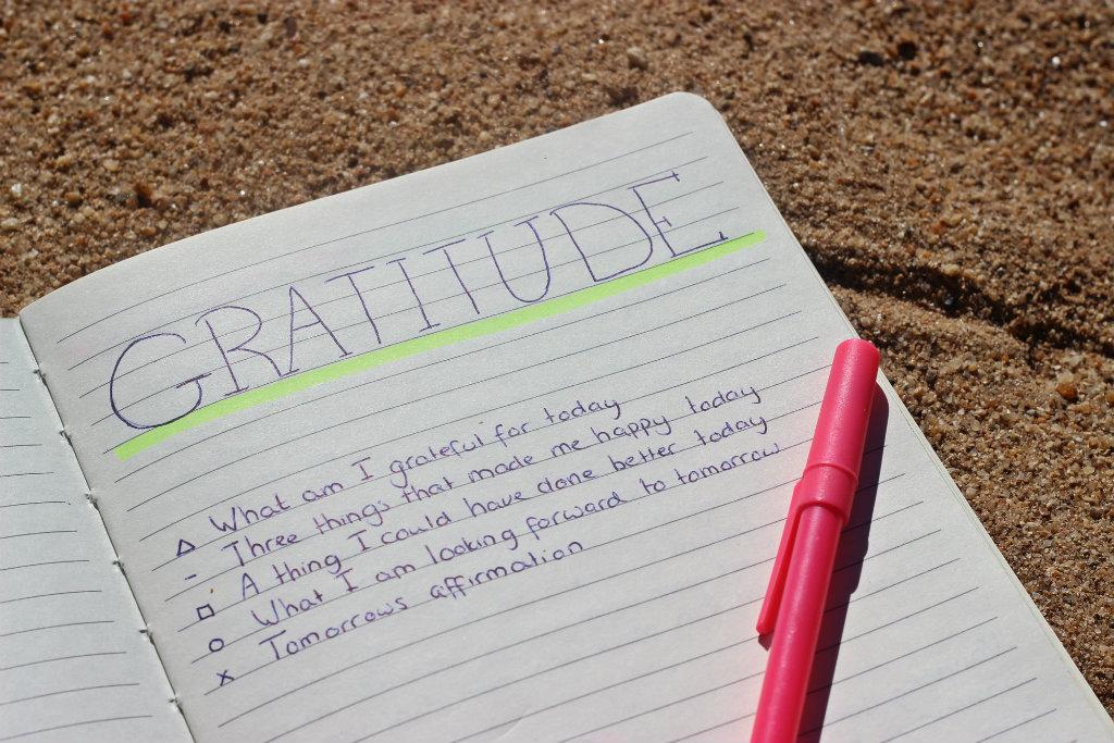dankbaarheid, gratitude