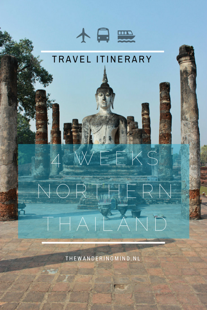Itinerary for Thailand | Four weeks | Northern Thailand