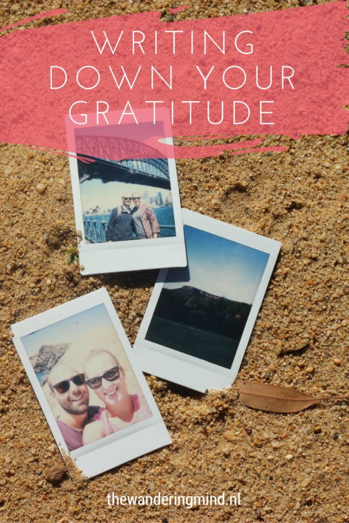 Dankbaarheid | Positiviteit | Gratitude | Writing