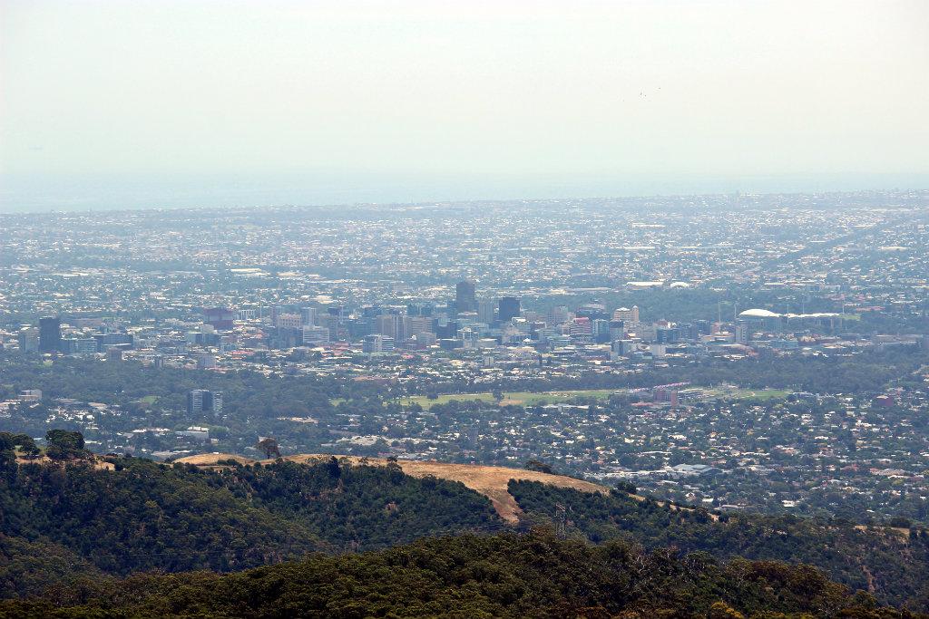 Adelaide, Cleland National Park, Adelaide Hills, Barossa Valley