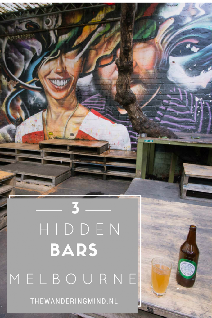 bars in Melbourne