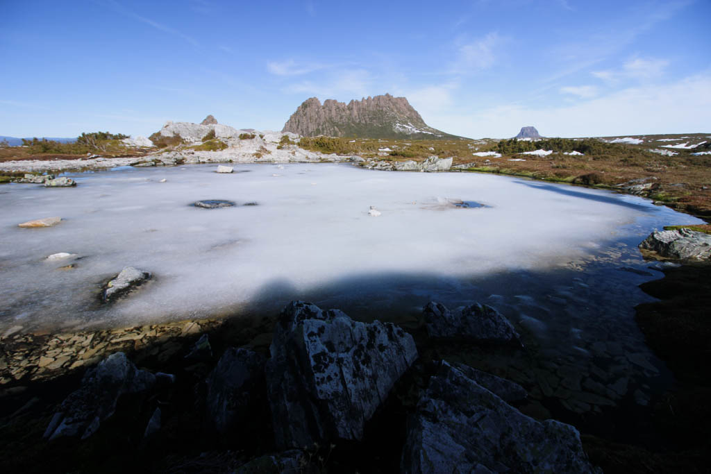 IJs Cradle Mountain