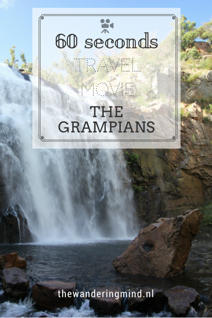 The Grampians Travel Movie