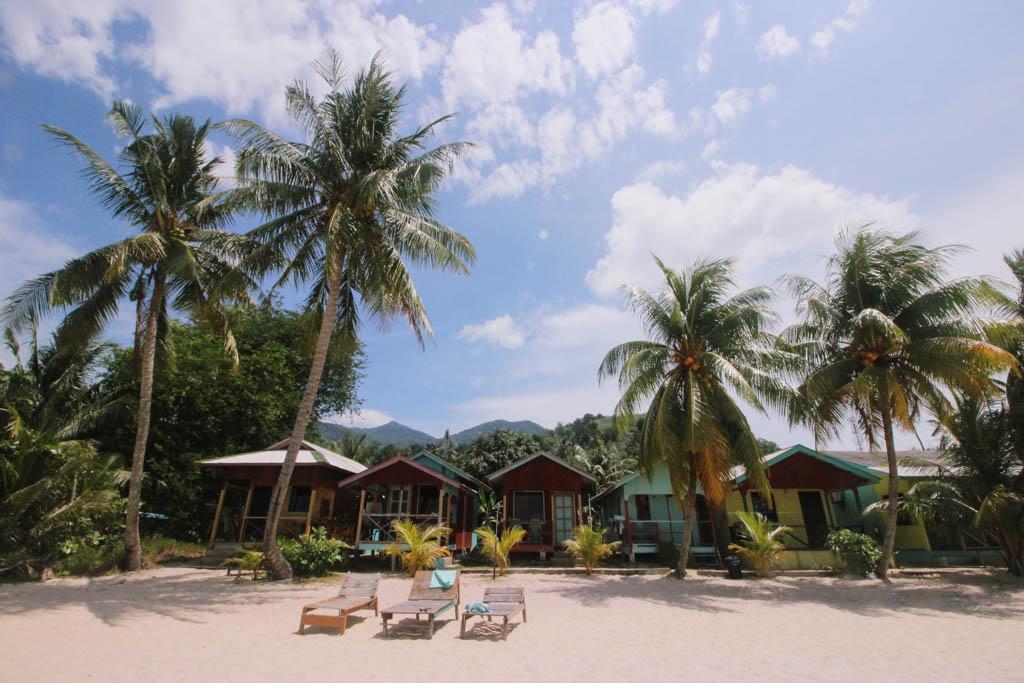 Rainbow Chalet Pulau Tioman