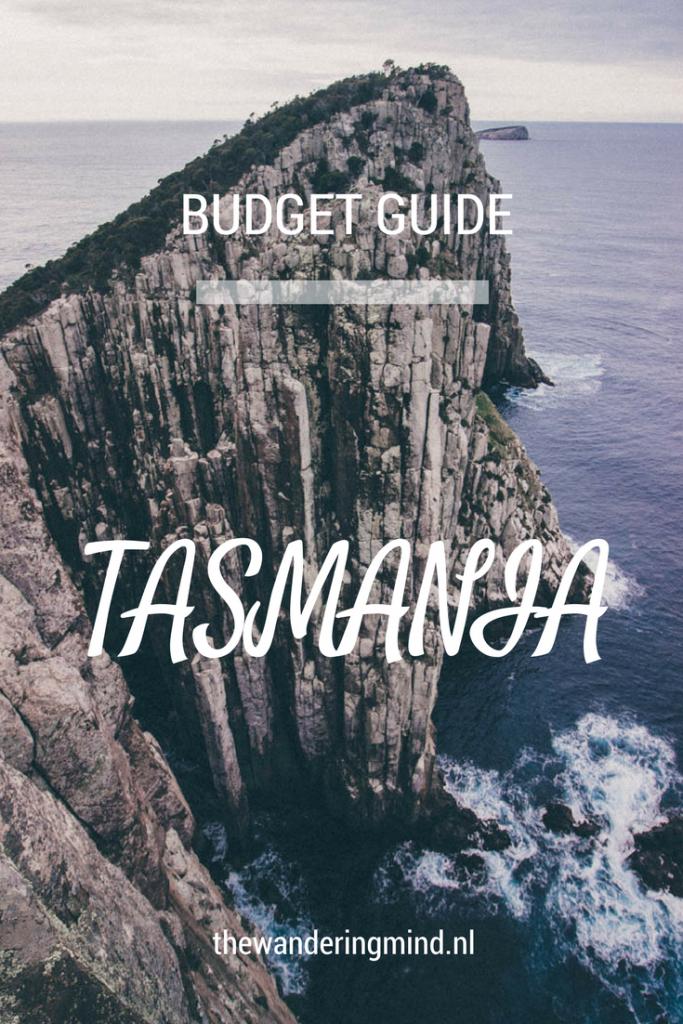 Budget Tasmanië
