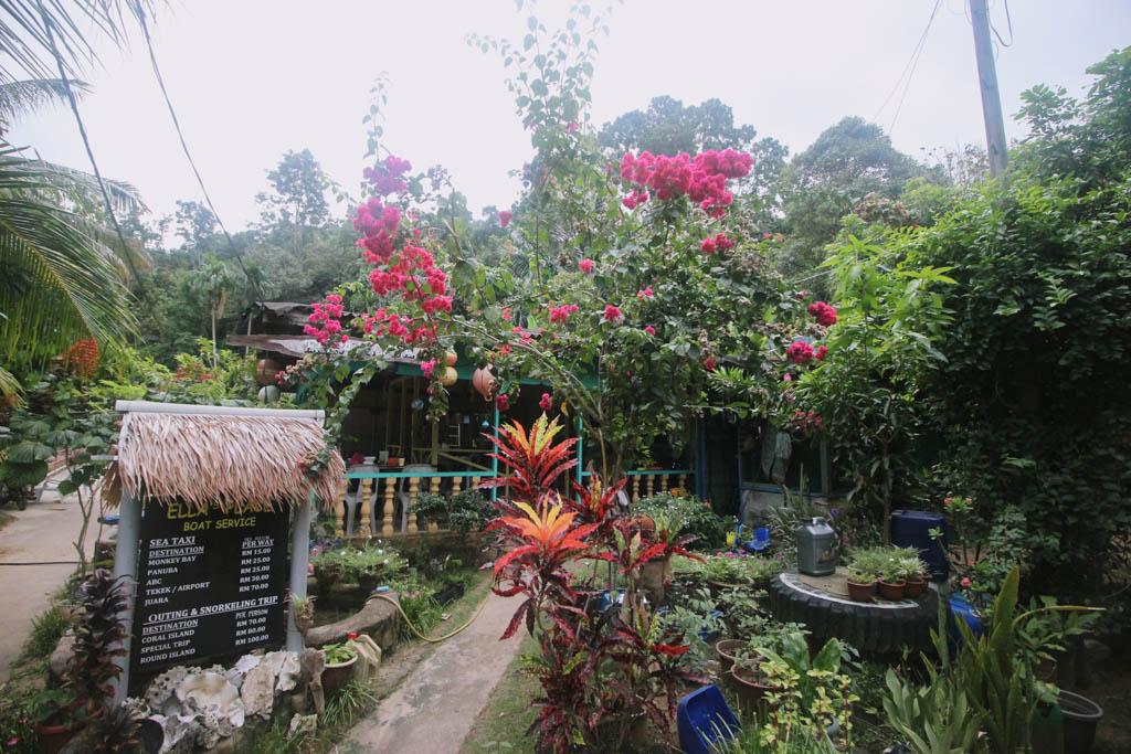 bloemen, Ella's Place