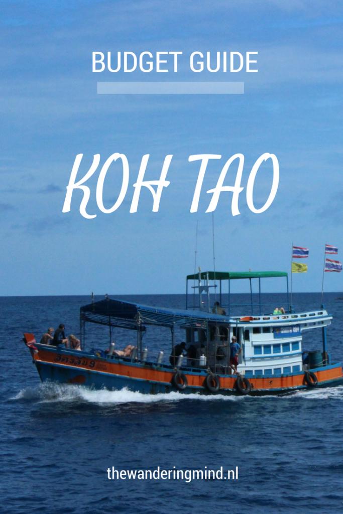 Budget Koh Tao