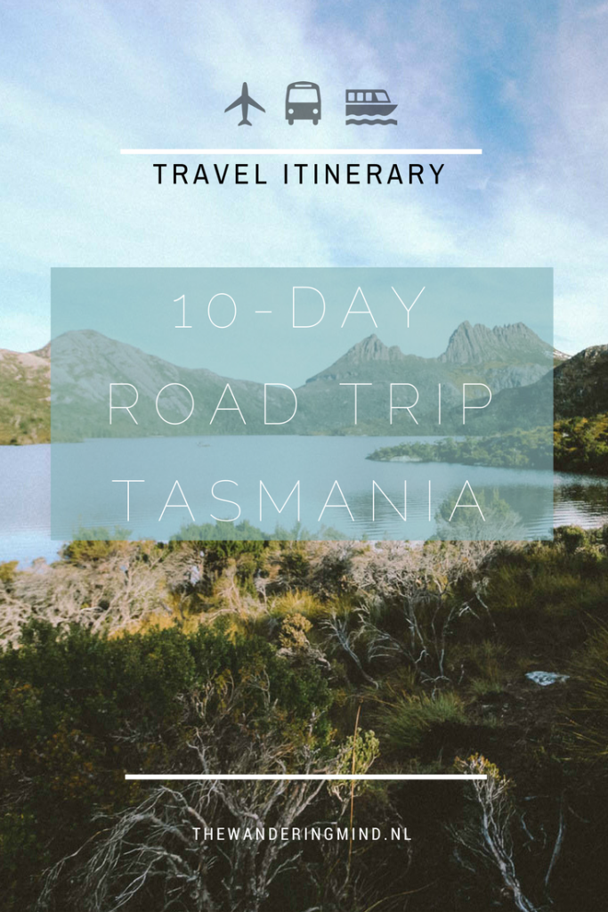 10-Day Road Trip Tasmania