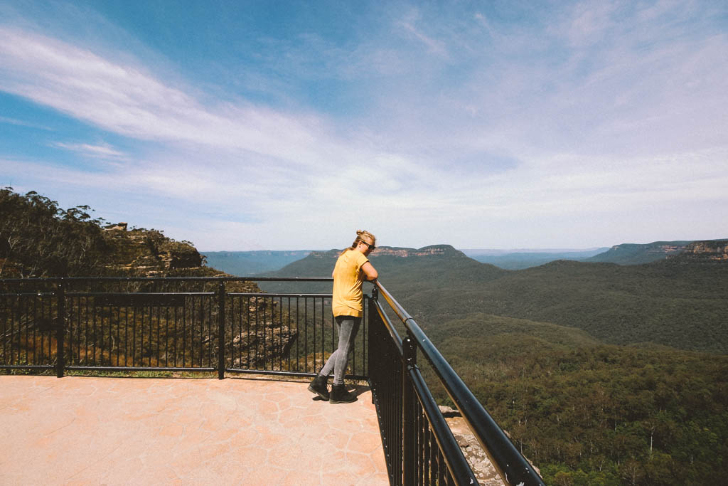 Blue Mountains | Sydney | New South Wales | Australia | Blue Mountains National Park