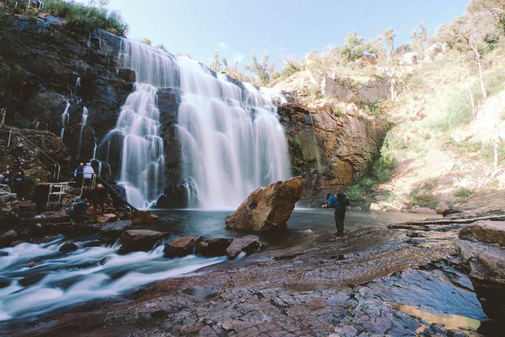 Grampians | Australia | Waterfall | MacKenzie Falls | Victoria
