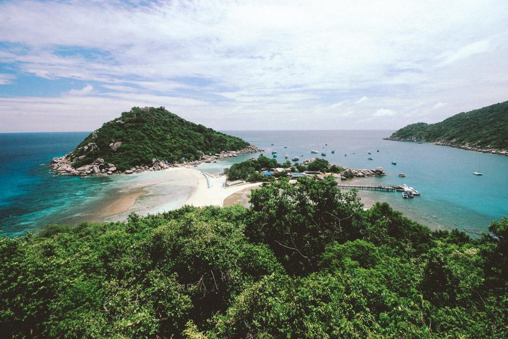 Nang Yuan Island | Koh Tao | Thailand