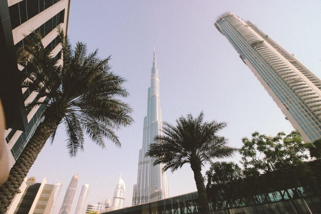Burj Khalifa | Dubai | Verenigde Arabische Emiraten