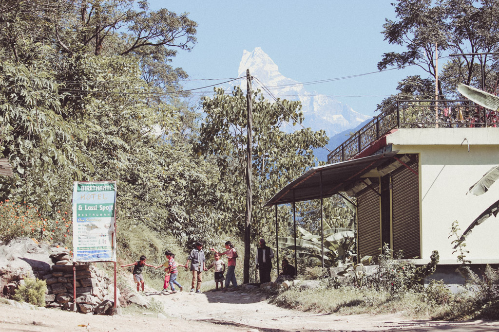 Tihar | Festival | Children | Nepal | Himalaya