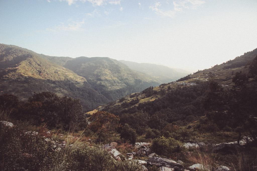 Viewpoint | Nepal | Himalaya | Ghandruk