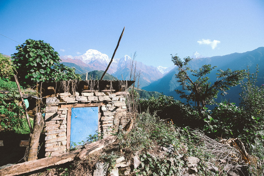 Ghandruk | Chumrong | Himalaya | ABC | Nepal