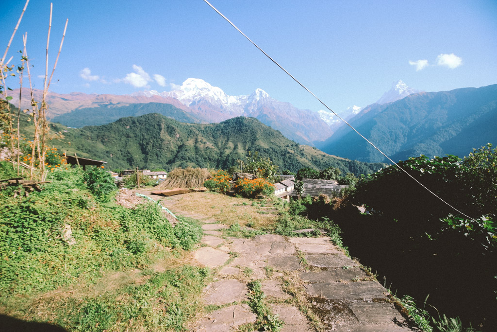 Ghandruk | Chomrong | ABC | Hiking | Annapurna Base Camp | Nepal