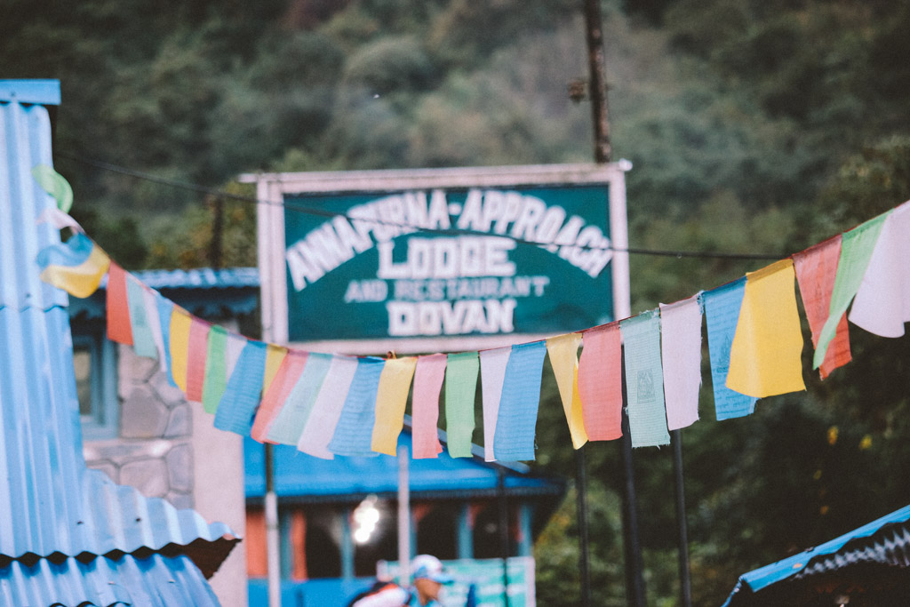 Bamboo   Dovan   Himalaya   Deurali   ABC   Annapurna   Hiking   Nepal