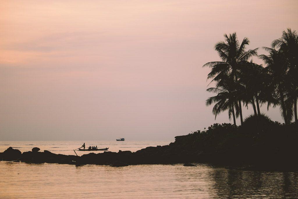 Phu Quoc | Vietnam | sunset | november
