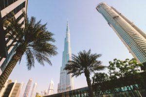 Burj Khalifa | Dubai | Highlight | Highest tower | één dag in Dubai | United Arab Emirats