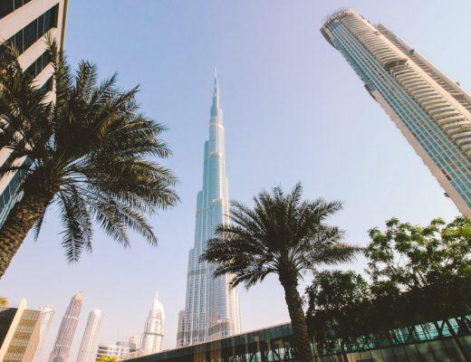 Burj Khalifa   Dubai   Highlight   Highest tower   één dag in Dubai   United Arab Emirats