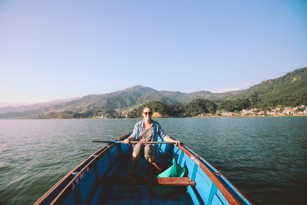 Phewa Lake | Phewa Meer | Pokhara | Pokhara Ciity Guide | North Lakeside | Doen in Pokhara