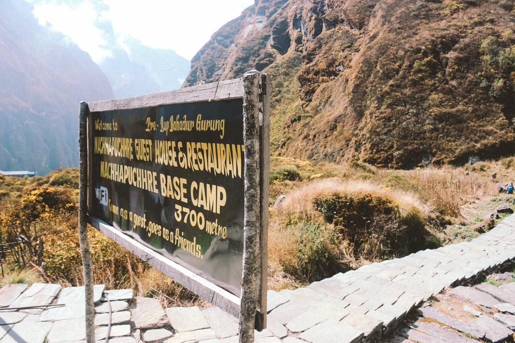 MBC | Himalaya | Deurali | ABC | Hiking | Trekking | Annapurna Base Camp | Nepal