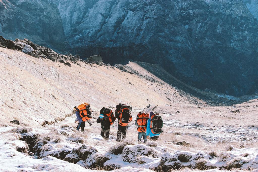 Pinnen in Nepal | Pokhara | Kathmandu