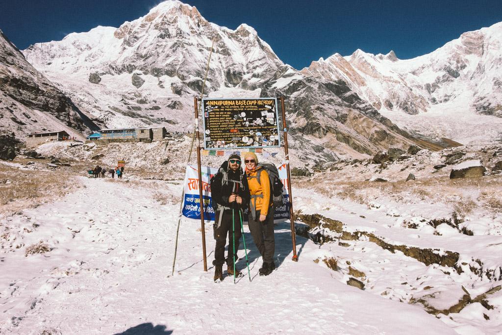 Annapurna Base Camp | ABC | Sanctuary | Trek | Trekking | Hiking | Nepal | Himalaya | MBC