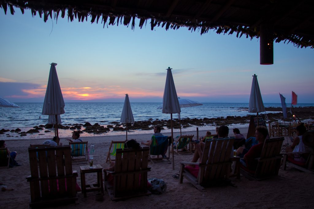 Lighthouse Bar | Klong Khong Beach | Koh Lanta