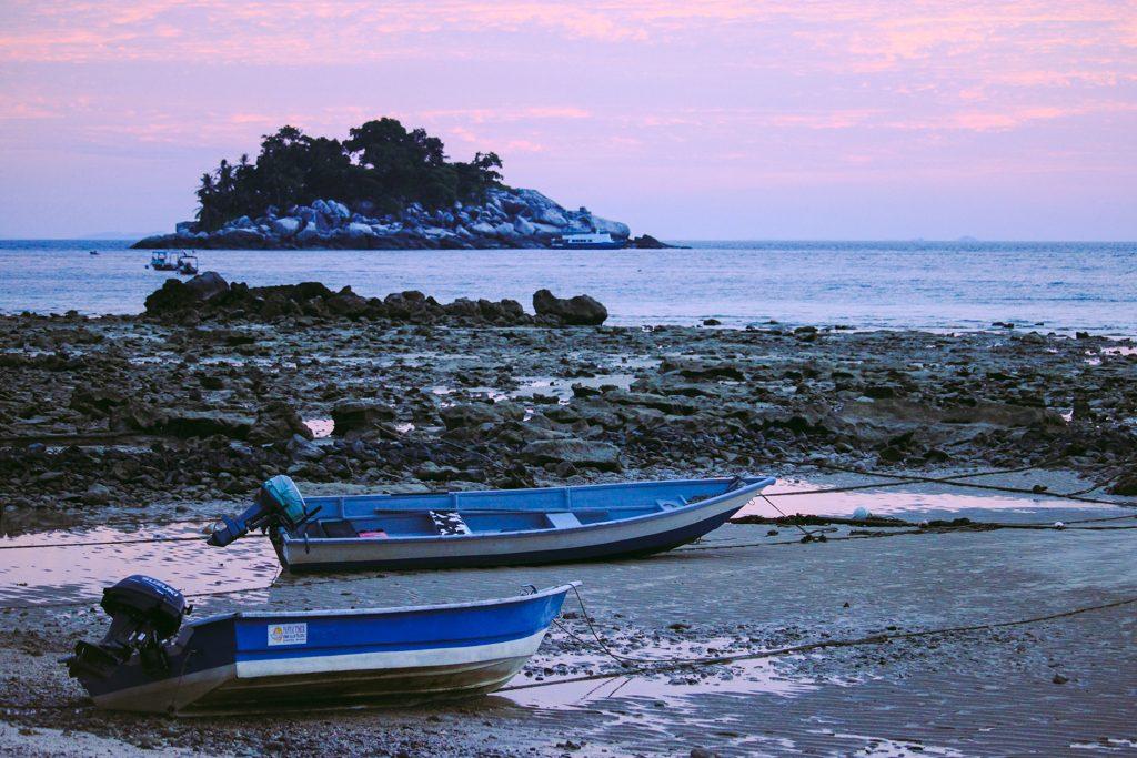 Zonsondergang Pulau Tioman