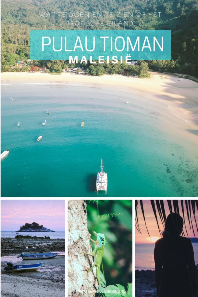 Pulau Tioman | Maleisië