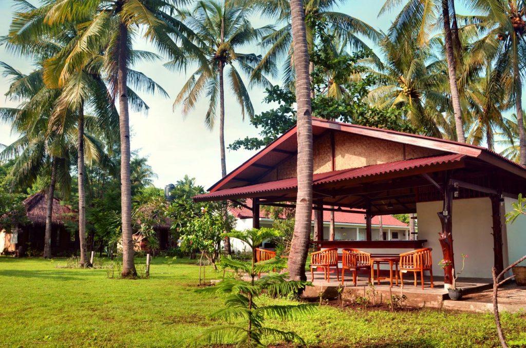Amigos Bungalows | Gili Meno | Indonesië