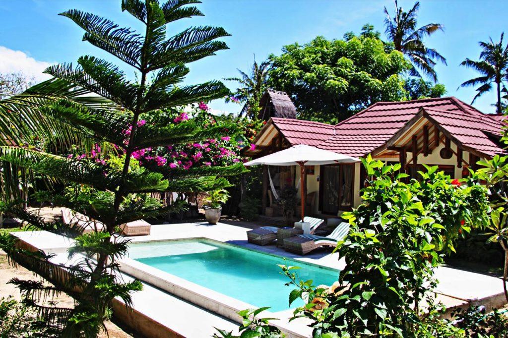 Meno Dream Resort | Gili Meno | Gili eilanden | Indonesië