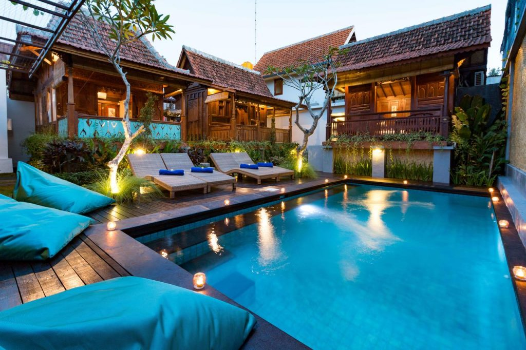 The Amelya Hotel and Villa | Gili Air | Gili eilanden | Indonesië