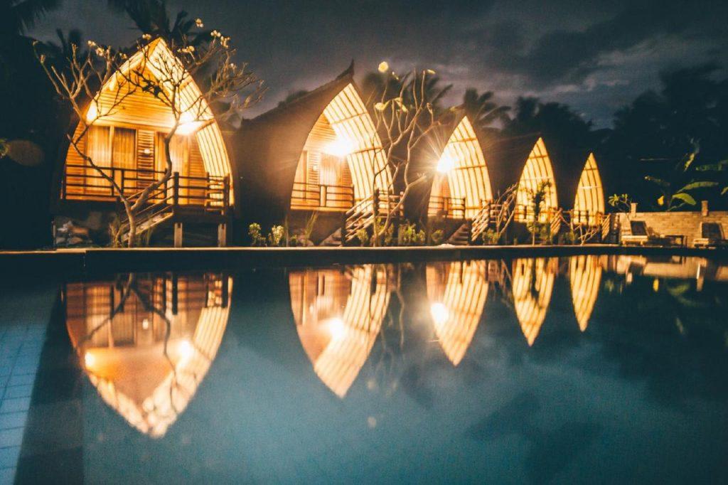 Island Beach | Gili Trawangan | Gili eilanden | Indonesië