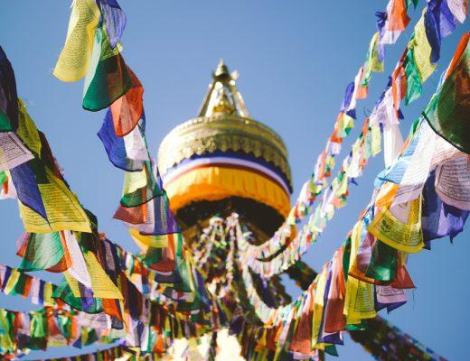Nepal | Kathmandu | Prayer Flags