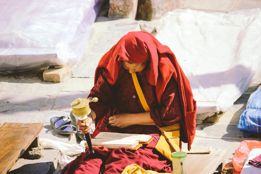 Boddnath | Stupa | Non | Nepal