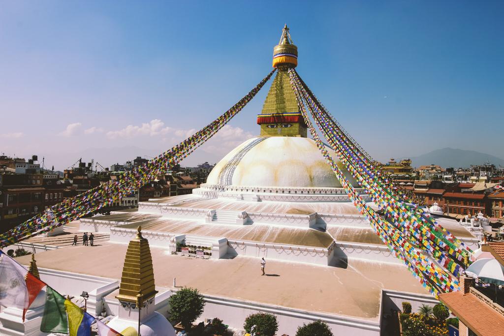Boddnath Stupa | Buddha Stupa | Kathmandu | Nepal
