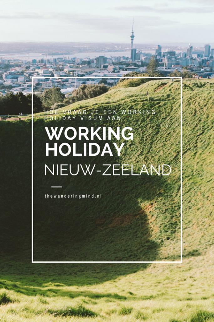 Nieuw-Zeeland   Working Holiday Visum
