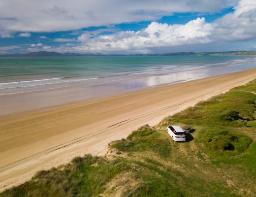 Kamperen in Nieuw-Zeeland | Noordereiland | Northland | Doubtful Bay